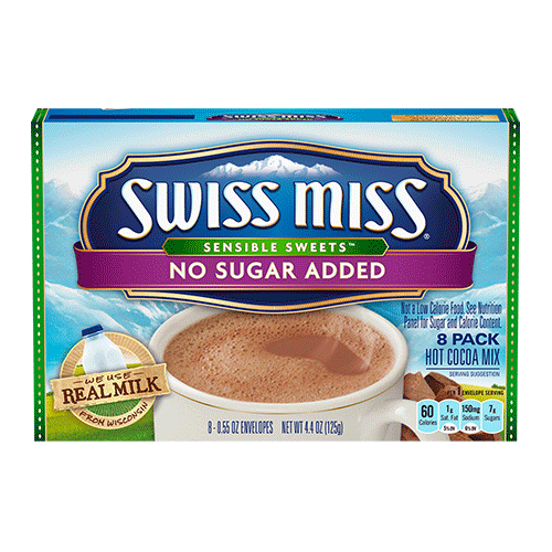 Swiss Miss Caramel Hot Chocolate Calories